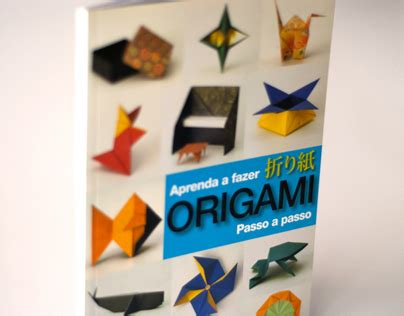 everyone can learn origami books learn origami step by step book on behance