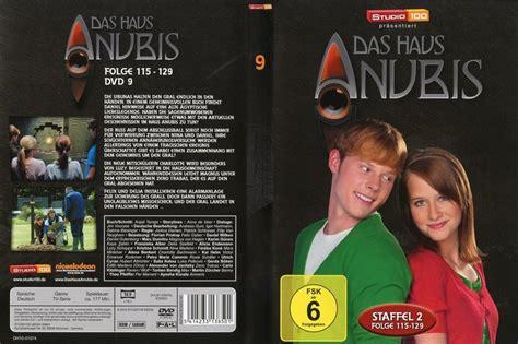 das haus anubis das haus anubis staffel 2 dvd oder leihen
