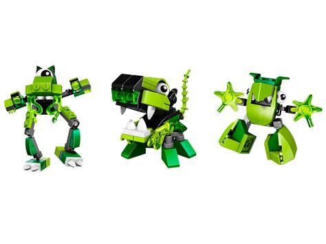Lego Mixels 1 lego 174 mixels series 3 green collection 5003814 mixels