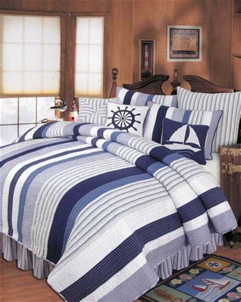 Nautical Themed Bedding Nautical Bedding Oceanstyles Com