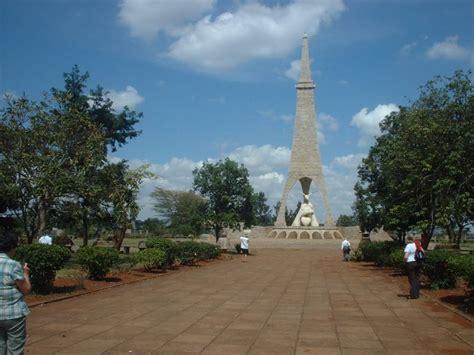 Uhuru Gardens by Nairobi Photos Kenya A Beautiful East City