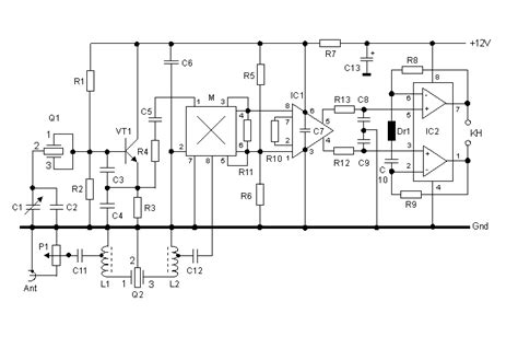 Relay Sensing 2m Band Satellite Visual Schematic Get Free Image About Wiring