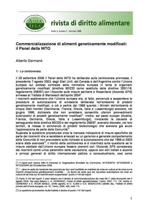 diritto agrario dispense politica di cooperazione ue acp dispense