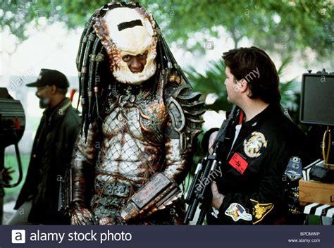 aktor film predator kevin peter hall predator 2 1990 stock photo 31034578