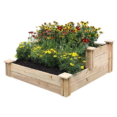 raised flower bed kits raised garden beds webnuggetz com