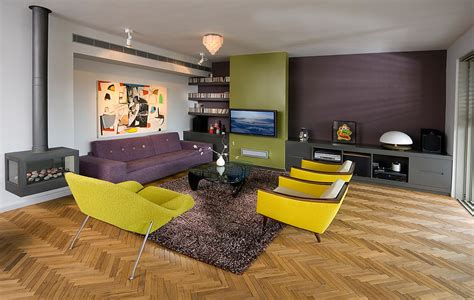 Yellow And Purple Living Room by 10 Purple Modern Living Room Decorating Ideas Interior Design Ideas