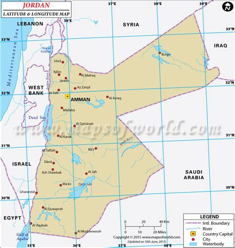 middle east map with latitude and longitude latitude and longitude map