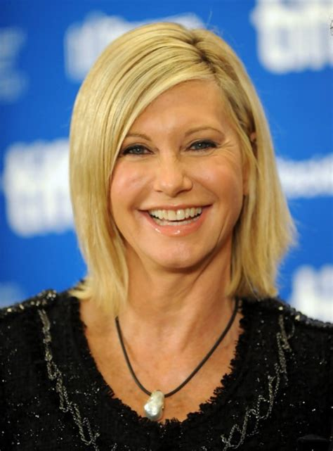 olivia newton johns physical haircut 36 celebrity approved hairstyles for women over 40