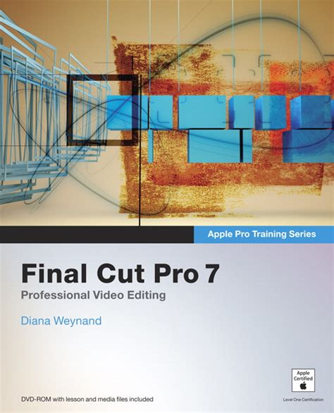 final cut pro price student weynand apple pro training series final cut pro 7 pearson