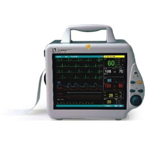 Patient Monitor Inter Pm 5000 monitores de sinais vitais