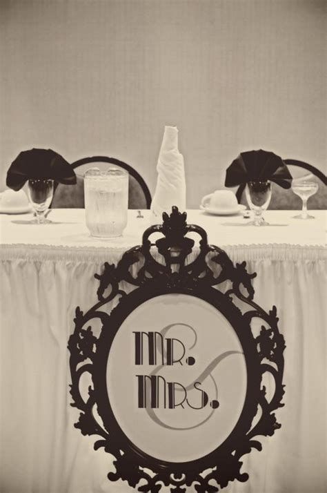 Mr And Mrs Table Sign by Diy Mr Mrs Table Sign Weddingbee Photo Gallery