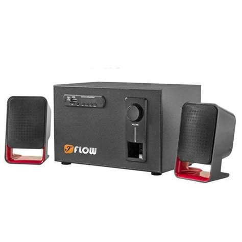 wooden flow 2 1 home theater bluetooth speaker system