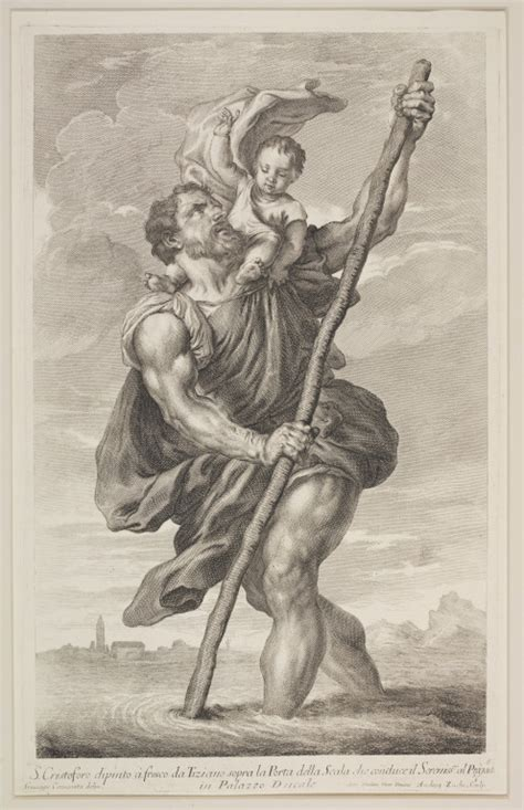 st christopher zucchi andrea v amp a search the collections