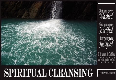 What Is A Mind And Soul Spiritual Detox by My Journey Spiritual Cleansing 1 Corinthians 6 11