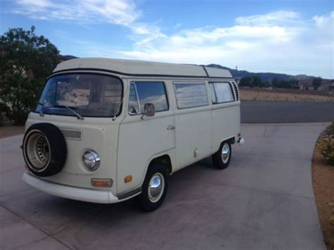 1970 volkswagen vanagon buy used 1970 volkswagen westfalia bus in united states