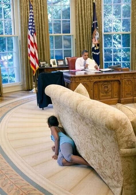 Oval Office Decor Obama File Sasha Obama Plays In The Oval Office Jpg Wikimedia