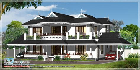 Kerala Model House Plans With Elevation Kerala Model Elevation Plans Kerala Model Home Plans