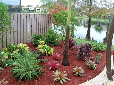 Tropical Backyard Landscaping Ideas Tropical Landscaping Garden Ideas Designwalls