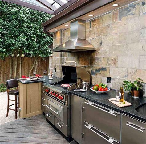 small outdoor kitchen beautiful outdoor kitchen island