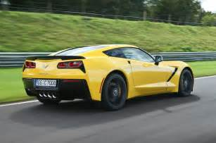 Chevrolet C7 The Corvette S Legacy Extends Back To 1953
