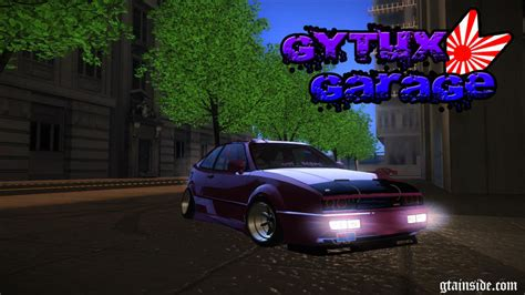 volkswagen corrado purple gta san andreas vw corrado purple style tune mod
