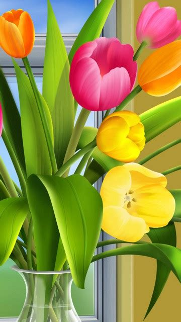 wallpaper flower untuk android flowers wallpaper for android android crush