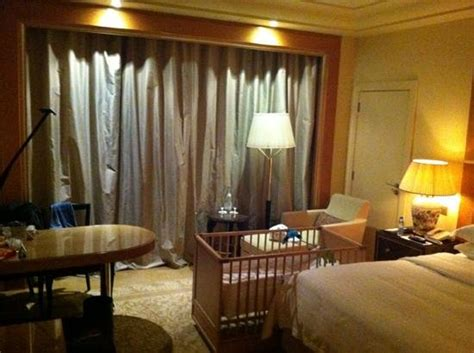 Baby Crib And Desk Picture Of Four Seasons Hotel Beirut Hotel Baby Crib