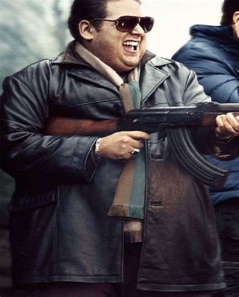 war dogs real guys jonah hill war dogs black jacket top jackets
