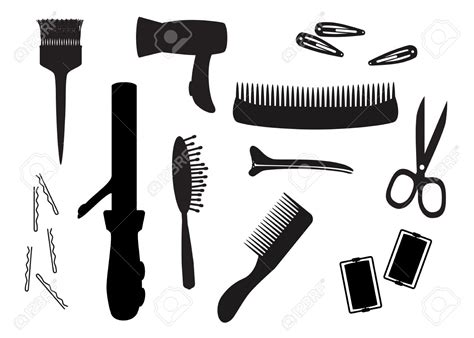 Twist Hairstyle Tools Clipart Images hairstyle equipment images hairstyles