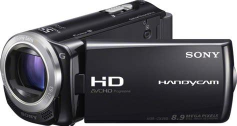 Kamera Sony Hd konsumenckie kamery hd dlaczego warto wybra艸 akurat je