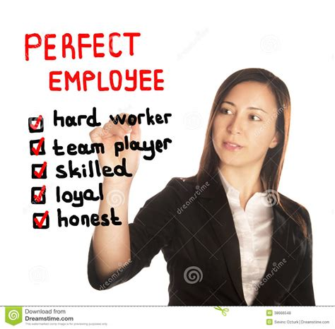 employee qualifications by business royalty