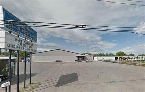 Wyoming Garage Sale by Parking Lot Yard Sale Cloud Peak Bowling Wyoming