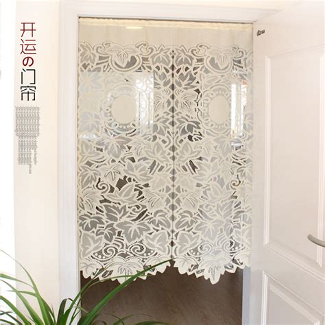 feng shui curtains leaves lucky feng shui curtain semi shade cloth decoration