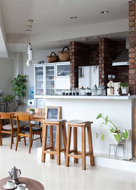the charm of a cafe from the comfort of home design sponge