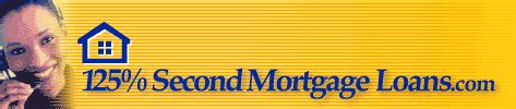 125 second mortgage loans