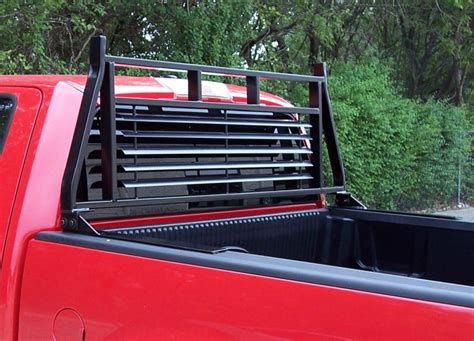 Chevy Headache Rack by Headache Rack 88 2013 Chevy Gmc Silverado Steel