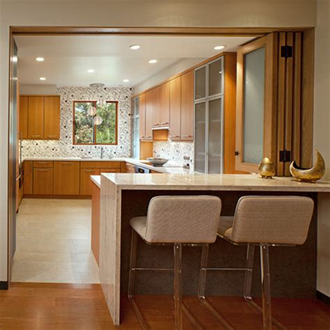open kitchen design for small kitchens home dzine kitchen closing off an open plan kitchen or