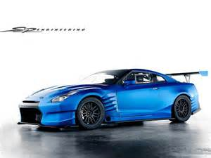 Fast Nissan Nissan Gt R In Fast And Furious 6 Desktop Backgrounds