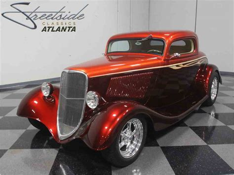 34 Ford Coupe by 1934 Ford Coupe For Sale Classiccars Cc 986396