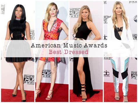 American Awards Best Dressed by 2014 American Awards Best Dressed In Lace