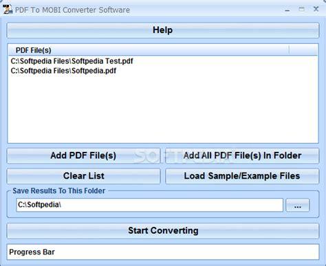 best pdf to mobi converter pdf to mobi converter software 7 0