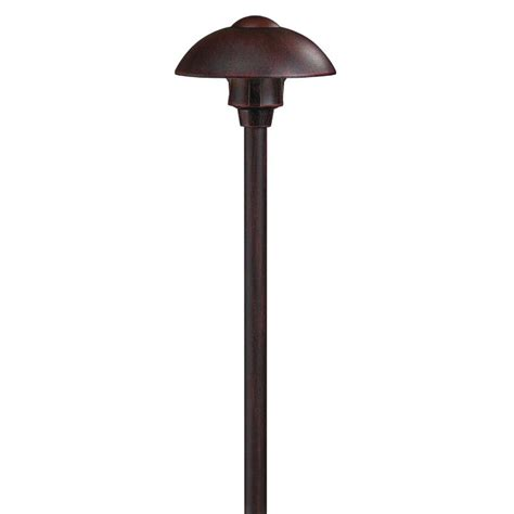 hinkley led path lighting hinkley lighting low voltage 2 3 southern clay led