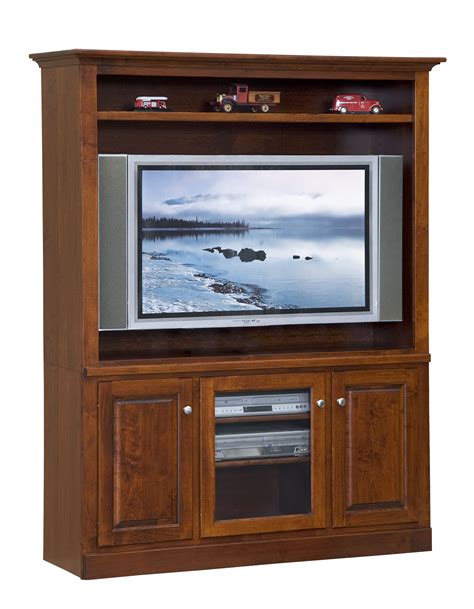 50 quot entertainment center peaceful valley amish furniture - 50 Entertainment Center