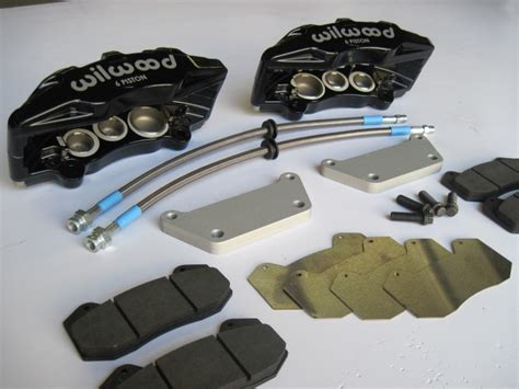 volvo calipers elevate volvo c30 peformance front brake calipers six