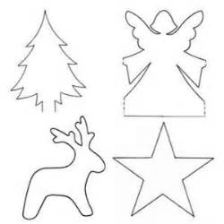 christmas tree ornaments for kids and template search