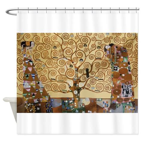 tree of life curtains gustav klimt tree of life shower curtain by iloveyou1