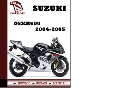 small engine repair manuals free download 2005 suzuki grand vitara navigation system suzuki gsxr600 2004 2005 workshop service repair manual pdf downloa