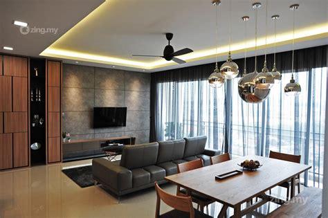 semi  concept condominium  cheras design renovation
