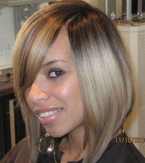 midway part hair updos weave bob hairstyles with side part photosgratisylegal