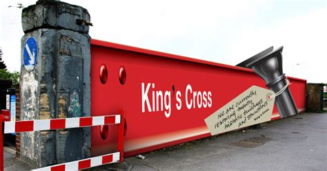 site hoarding design lavastar construction site hoardings in london southern england